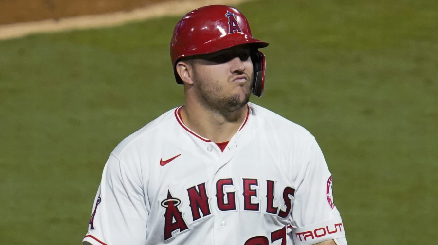 Why it may be time to fade Trout in fantasy
