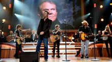 Blake Shelton, Dierks Bentley and Keith Urban Deliver Moving Glen Campbell Tribute at 2016 ACM Honors
