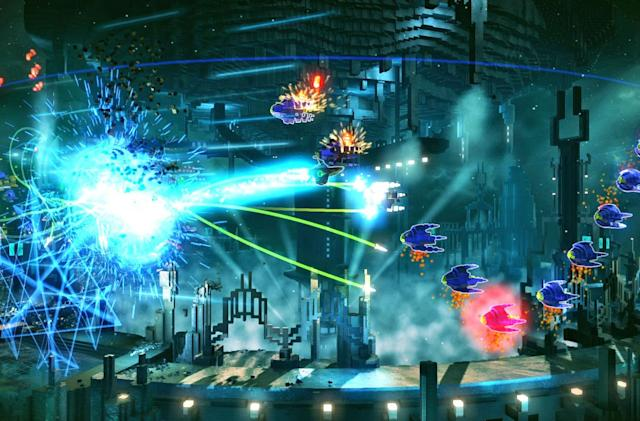 The makers of 'Resogun' are leaving arcade shooters behind
