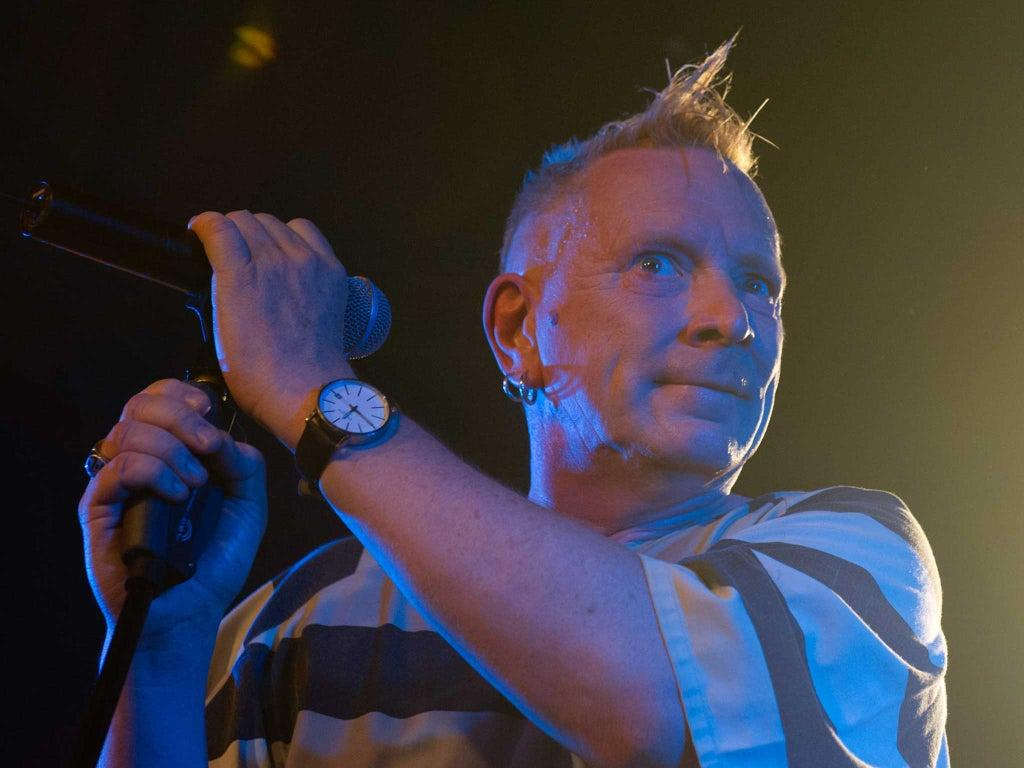 Is John Lydon still a punk? - 192kb