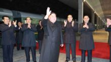 North Korea's Kim enters Russia for summit with Putin