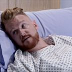 Coronation Street's Gary brings Oliver's illness into his latest lies