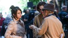 Selena Gómez rueda con Woody Allen