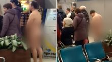 Russian Naked Man Tries to Board Plane at Moscow Airport, Claiming to be More Aerodynamic