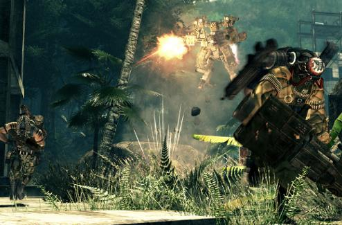 Lost Planet 2 early access demo codes available now