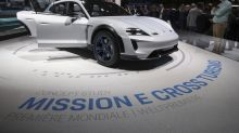Porsche to Expand Mission E Line as Battery-Car Push Speeds Up