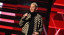 Ellen DeGeneres staffers told TV producer he couldn't look at her ahead of interview