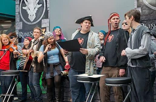 RuneFest 2014 dated for October 11