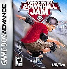 DS Fanboy Review: Tony Hawk's Downhill Jam (GBA)