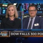 Closing Bell Exchange: Dow drops more than 300 points at ...