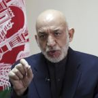 Ex-president: Peace possible when all Afghans sit together