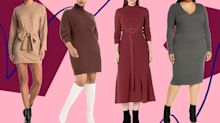 25 Sweater Dresses Under $75 That Are Easy To Dress Up Or Down