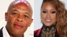 Eve says she was 'devastated' when Dr Dre dropped her from his label