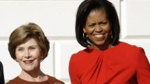 Michelle Obama, Laura Bush Deliver Joint Message During 'One World: Together at Home' Special
