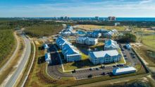 The St. Joe Company Completes Construction of the Second Phase of Pier Park Crossings and Continues Construction of Additional Apartment Communities in Northwest Florida