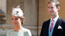 Pippa Middleton and husband James Matthews welcome a baby boy