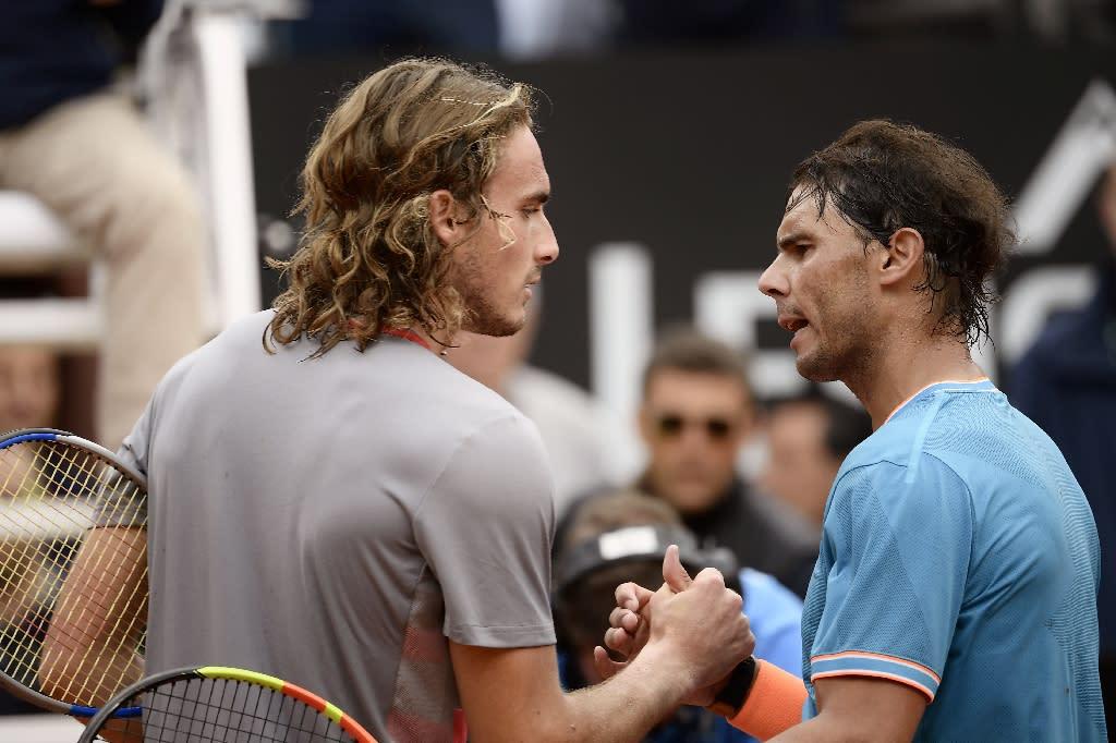 Tsitsipas Reaches Career High Ranking Ahead Of French Open