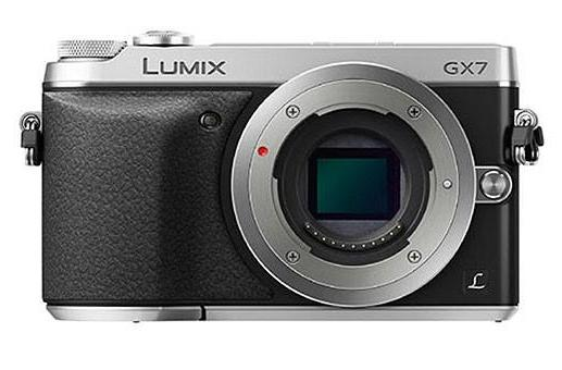 Panasonic GX7 specs and images leak, show tiltable 2.76 million dot EVF