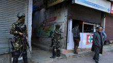 Dez pessoas mortas a tiros na Caxemira