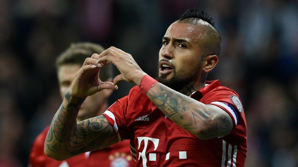 """Bayern Munich, Vidal : """"Nous pouvons retourner la situation"""""""