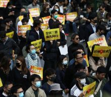 Hong Kong police chief calls for peace ahead of big protest march