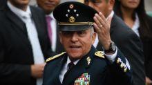 EE.UU. pacta con México retirar los cargos contra el general Cienfuegos