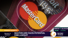 Mastercard faces potential £14 billion lawsuit