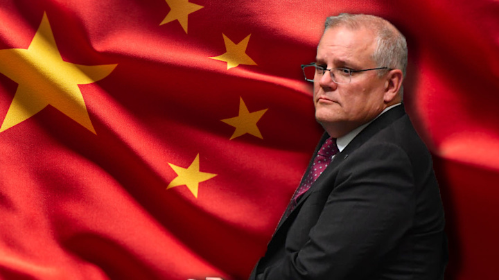 'Very clear': Major Australian ally pushes back on China stance