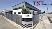 TXT: l'azienda annuncia 250 nuove assunzioni