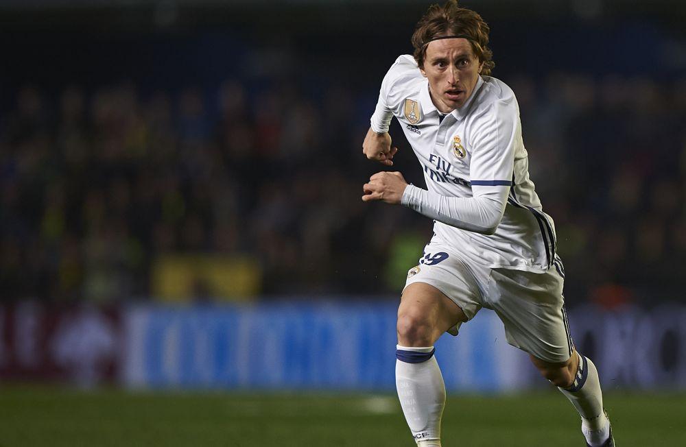 Real Madrid, Bale et Modric de retour à l'entraînement
