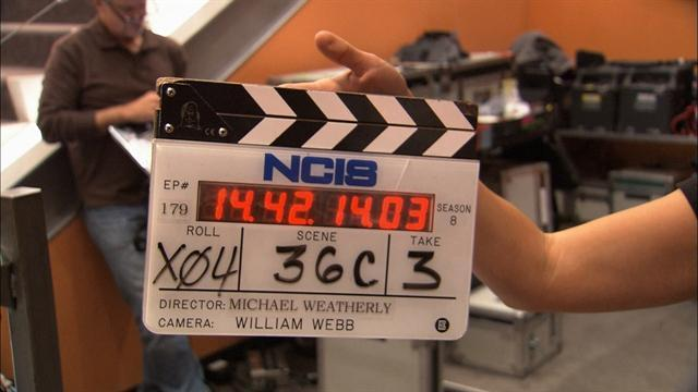 NCIS - Behind The Scenes: Michael Weatherly