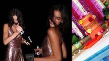 Aniversário de Bruna Marquezine: vestido de R$ 7 mil, espumante de R$ 40 e decoração express