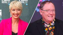Emma Thompson details her reasons for quitting 'Luck' over John Lasseter hiring in letter