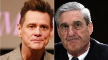 Jim Carrey Roars At Robert Mueller With Cowardly Lion 'Courage' Cartoon