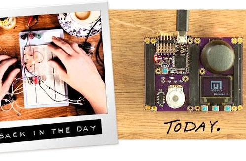 Former Pixar developer builds a plug-and-play hobbyist board