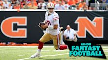 Fantasy Football Podcast: The 49ers unleash everything, Brees' injury, and Week 3 pickups