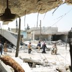 Russian Air Raids Signal Bloody Escalation in Syria