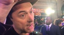 Jude Law reveals how he prepared to step into Albus Dumbledore's robes
