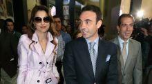 Así se enteró la hija de Enrique Ponce y Paloma Cuevas del divorcio