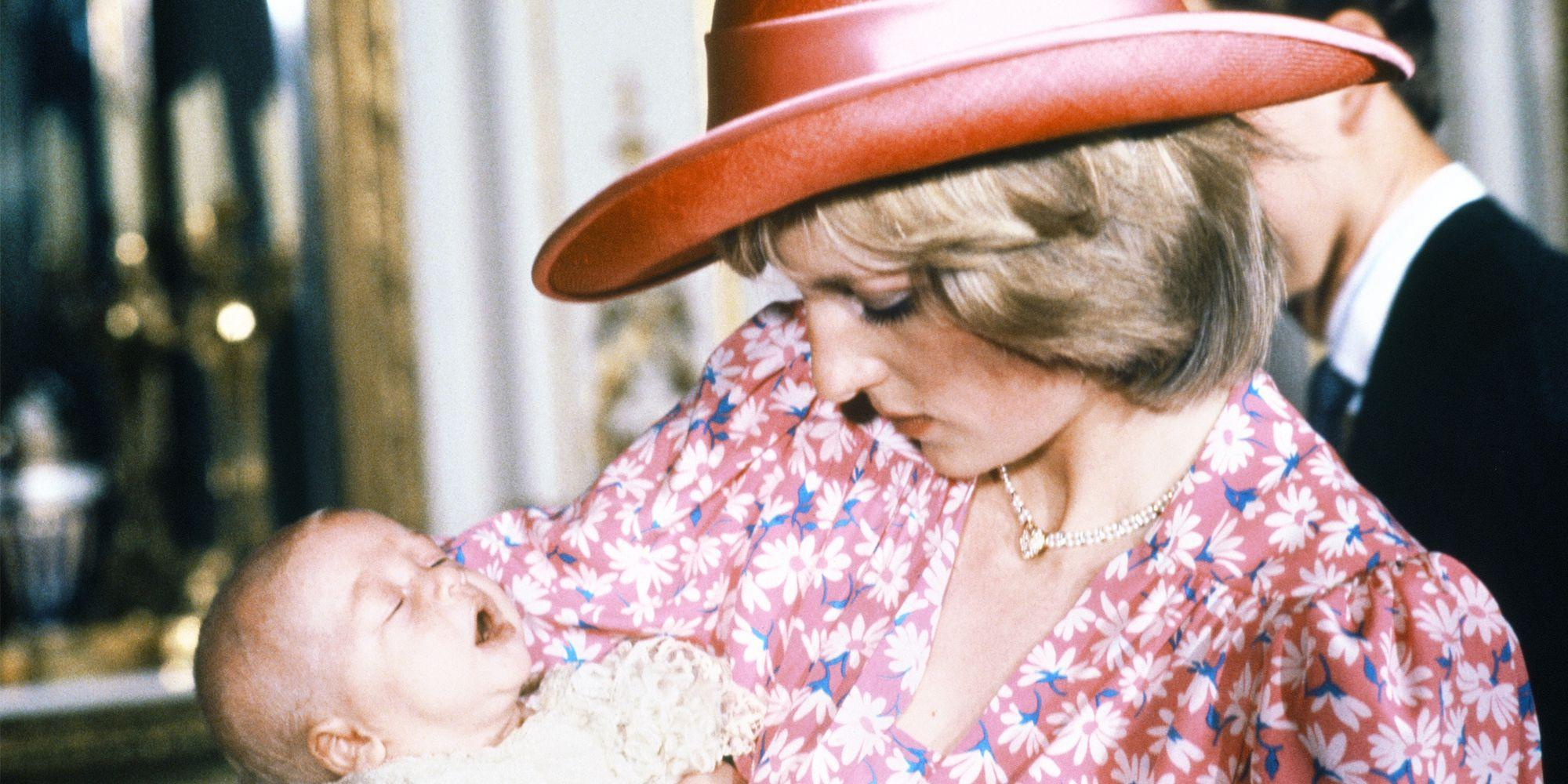 8 Royal Christenings Throughout the Years