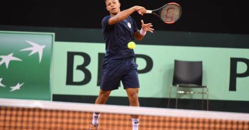 Coupe Davis - Jay Clarke, de Derby à Rouen : itinéraire d'un espoir du tennis britannique longtemps délaissé