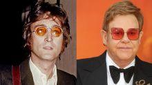 Elton John believes John Lennon might've won Nobel Peace Prize if he had lived