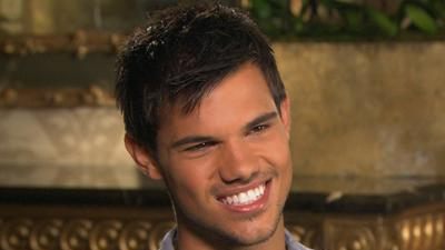 Does Taylor Lautner Like Being Compared To Tom Cruise?