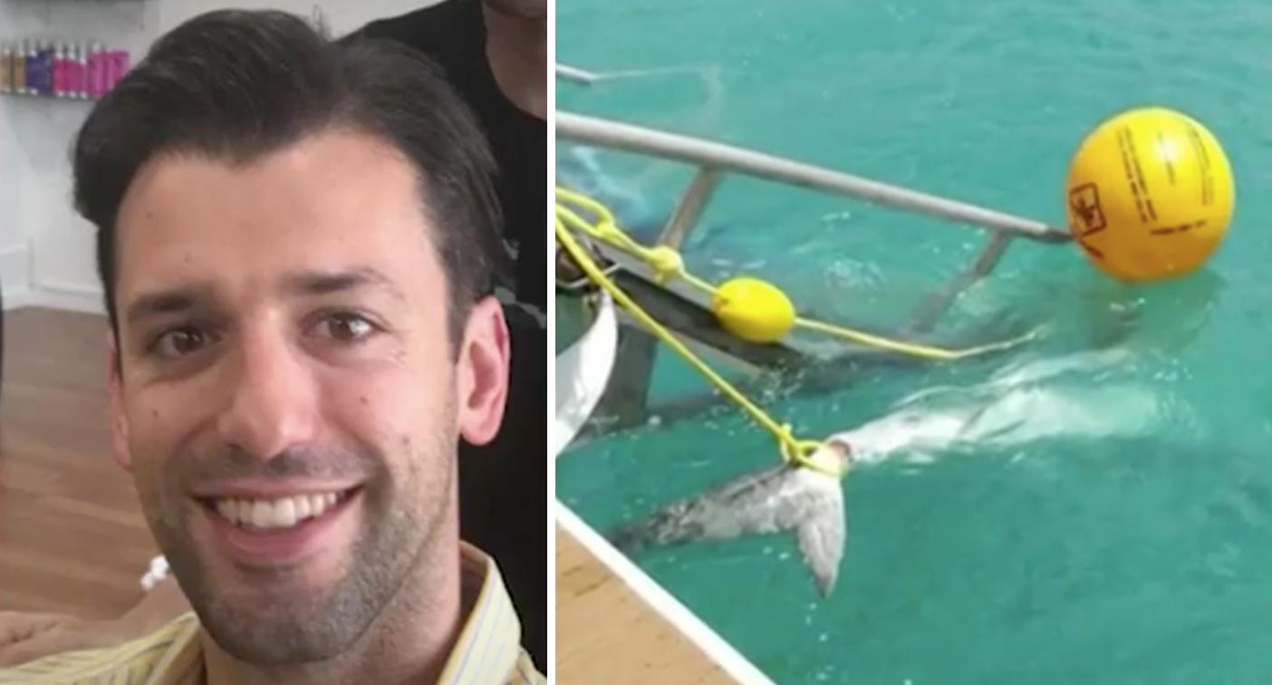 Calls for sharks to be culled after doctor was mauled to death