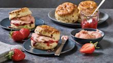 Marks & Spencer launches strawberry clotted cream to put an end to the age-old debate