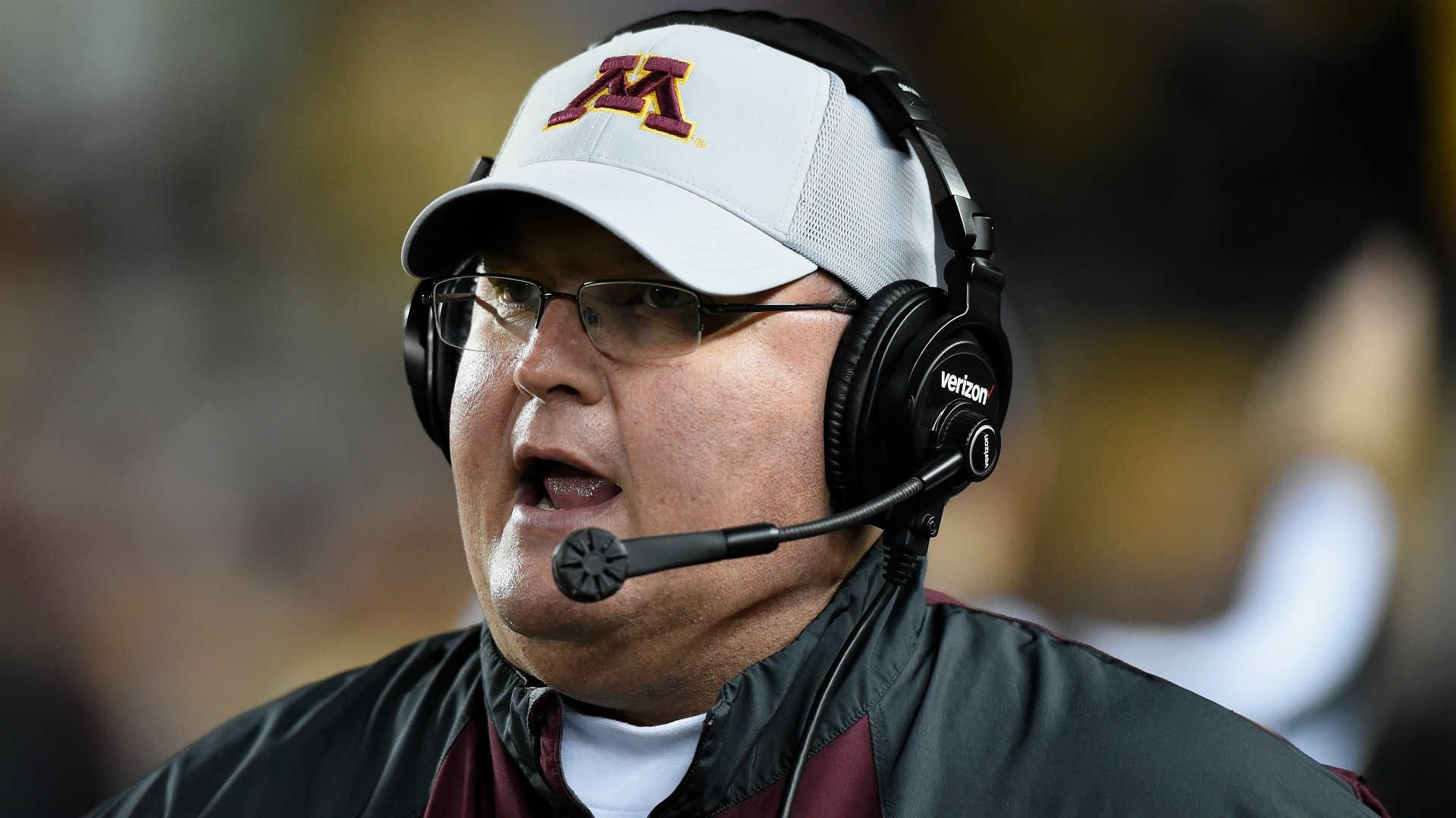 fire gophers coach tracy - HD1920×1080