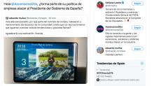 La importancia del contexto en la polémica de la foto de Pedro Sánchez como pastor aparecida en un ascensor