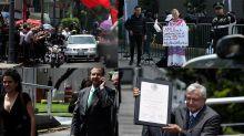 FOTOS | El día en que AMLO se volvió presidente electo