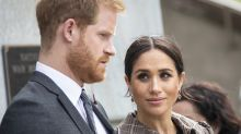Meghan Markle and Prince Harry hire 'crisis management' firm