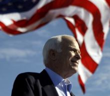 'I'm not a fan': Trump's grudge against John McCain continues even in death